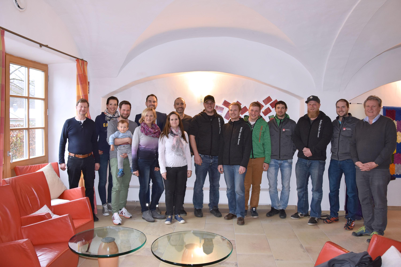 Besuch im Irmgard-Hof am Chiemsee